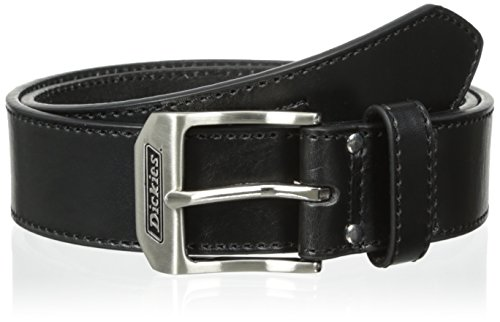 Dickies Men's Industrial Strength Bridal Belt, Black, 36 (Dickies Leather Belt compare prices)