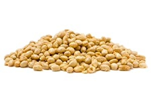 Sincerely Nuts Soybeans Roasted Unsalted 1 LB