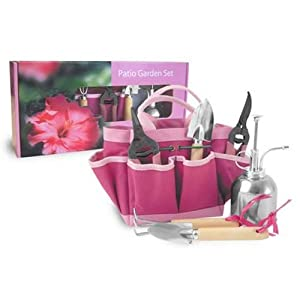 Threesixty Innovation Garden Angels 6-Piece Patio Gardening Set #PAGS079