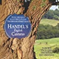 Handel: English Cantatas and Songs - Brook Street Band (2 CDs)