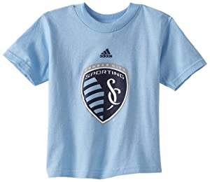 MLS Kansas City Wizards Team Logo Short Sleeve T-Shirt, Toddler by adidas