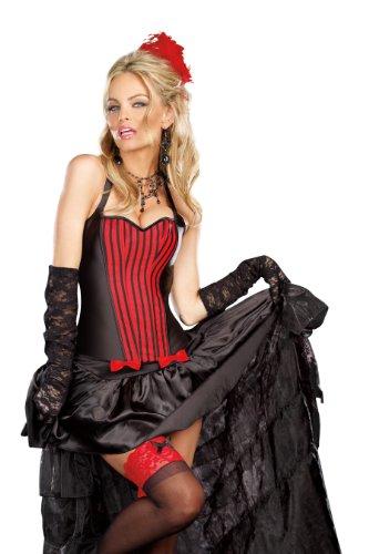 Dreamgirl Women's Burlesque Skirt