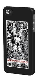 GRAPHT iPhone4S/4両対応 キン肉マン 正義超人シリーズ ケースfor iPhone 4/4S ウォーズマン APA04-004WM