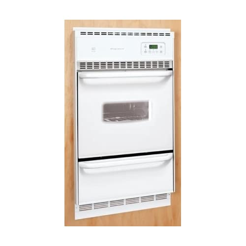 24 Gas Wall Oven Bisque