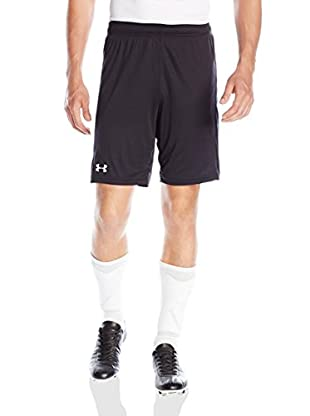 Under Armour Short Entrenamiento Challenger Knit (Negro)