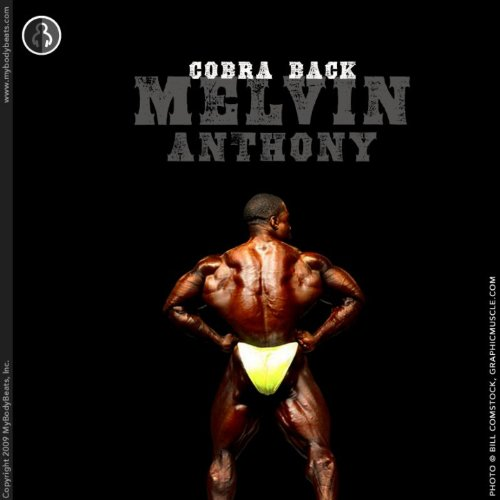 Cobra Back With Melvin Anthony