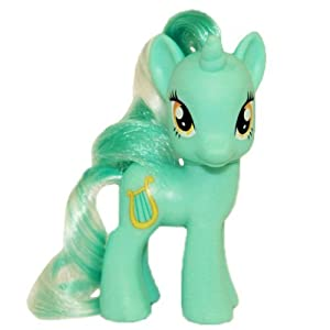 My Little Pony Friendship Is Magic G4 Loose Figure - Lyra Heart Strings 3 Inch