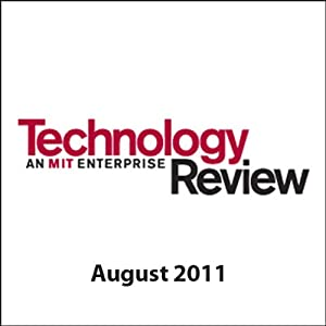 Audible Technology Review, August 2011 | [Technology Review]