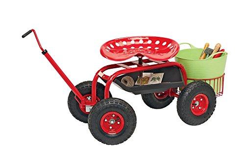 Gardening Seats On Wheels