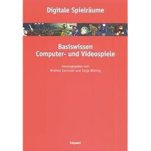 eBook Cover für  Digitale Spielr xE4 ume Basiswissen Computer und Videospiele