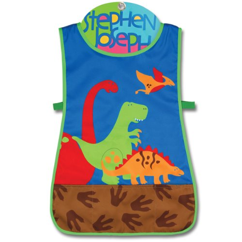Stephen Joseph Dinosaur Craft Apron