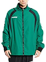Hummel Chaqueta Team Player (Verde Botella)