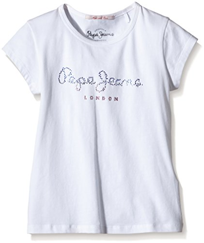 Pepe Jeans HANAI-T-shirt  Bambina    Bianco 4 anni