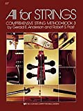 80VN - All For Strings Book 3: Violin