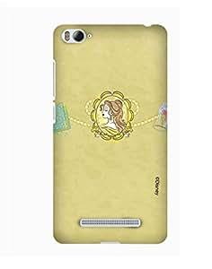 Pick Pattern Back Cover for Xiaomi Mi 4i