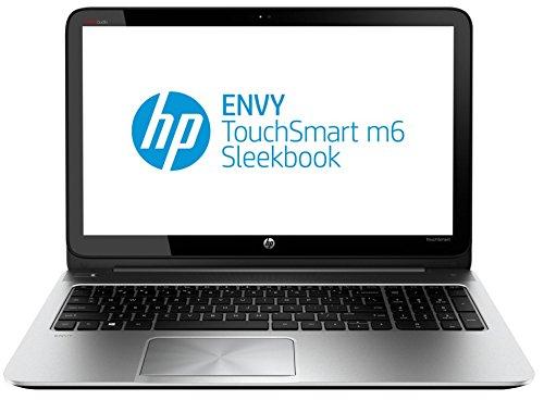 Hp Envy Touchsmart Sleekbook M6-K022Dx - 750Gb Hdd / 6Gb Ddr3 Sdram / Amd Elite Quad-Core A10-5745M Accelerated Processor / Windows 8 / Beats Audio / 15.6-Inch Hd Led-Backlit Touchscreen Laptop (Modern Silver) - Manufacturer Refurbished
