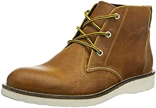Selected Shcharles Leather H, Men's Desert Boots