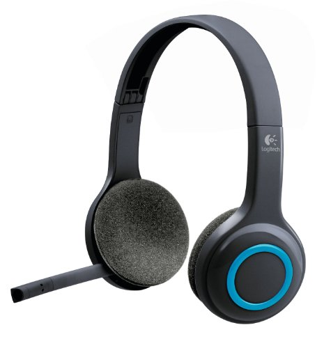 Logitech Wireless Headset H600 (981-000341) Manufacturer Refurbished
