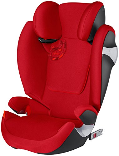 cybex solution m fix booster car seat dealtrend. Black Bedroom Furniture Sets. Home Design Ideas