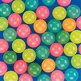 Glow-In-The-Dark Bouncing Balls (144 pc)