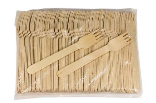 Perfect-Stix-Green-Fork-Wooden-Cutlery-Forks