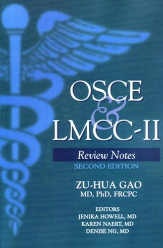 OSCE and LMCC-II: Review Notes (Osce Canada compare prices)