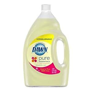 Amazon Com Dawn Ultra Dawn 171 Pure Essentials Citrus