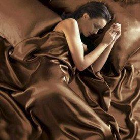 single-bed-satin-4-piece-bedding-set-chocolate