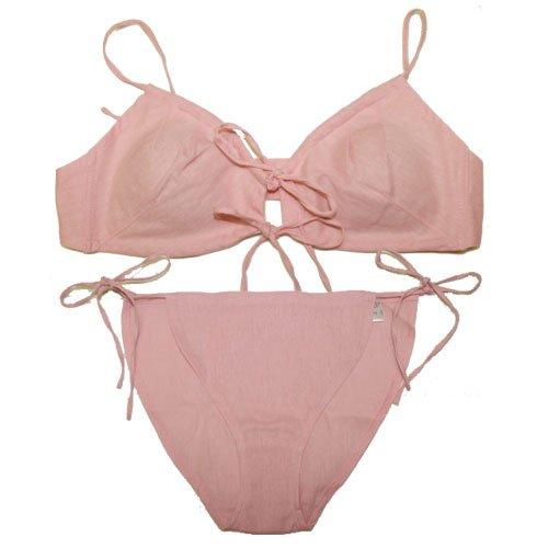 空気ブラ+空気パンツ(ノーマル) ピンクセット