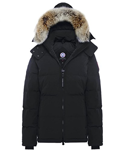 Canada Goose Women's Chelsea Parka, Black, Small (Black Watch Of Canada compare prices)