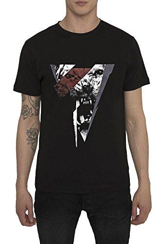Camisetas-de-Moda-Designer-Cool-Fashion-Rock-para-Hombre-Camiseta-Negra-con-Estampada-ALPHA-WOLF-Cuello-redondo-Manga-corta-Algodn-Alta-calidad-Ropa-Moderna-para-Hombres-S-M-L-XL-XXL