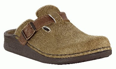 Footprints womens Antwerpen from Leather Handstitched Clogs