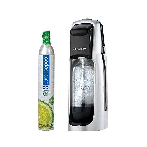 Sodastream Fountain Jet Soda Maker Starter Kit (Diet Coke Fountain Machine compare prices)