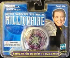 Who wants to be a millionaire key chain game - 1