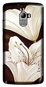 WOW Printed Designer Mobile Case Back Cover For Lenovo Vibe K4 Note