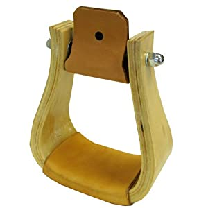 Intrepid International Western Roping Stirrups