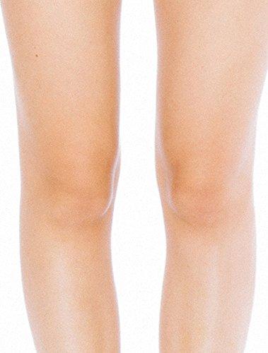 american-apparel-womens-interlock-running-short-black-white-medium