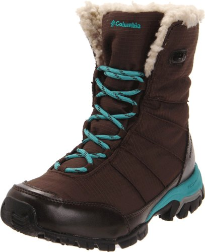 Columbia Women's Snolucky Turkish Coffee Snow Boot BL3704 6 UK