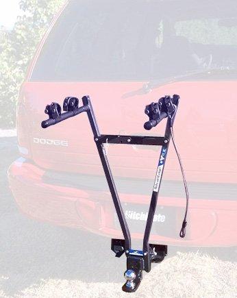 Heininger 1011 Advantage SportsRack V-Rack 2-Bike Carrier