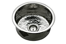 Hot Sale Elkay SCF16FBSH The Mystic Specialty Collection Sink, Hammered
