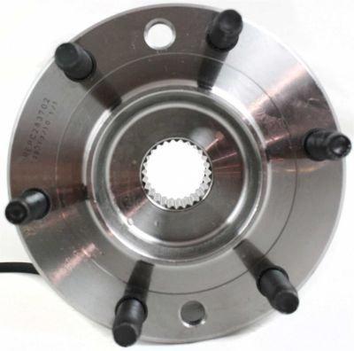Evan-Fischer EVA16572036134 Wheel Hub Front 5.94 in. flange diameter M12 x 1.5 stud size 3.06 pilot 3.11 brake 1.85 offset evan fischer eva17672021720 bumper absorber front impact plastic