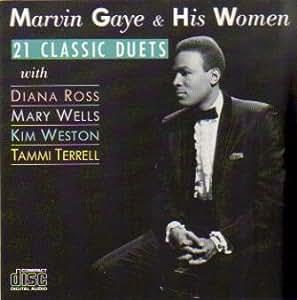 marvin gaye duet partners