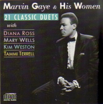Marvin Gaye - MARVIN GAYE & HIS WOMEN - Zortam Music