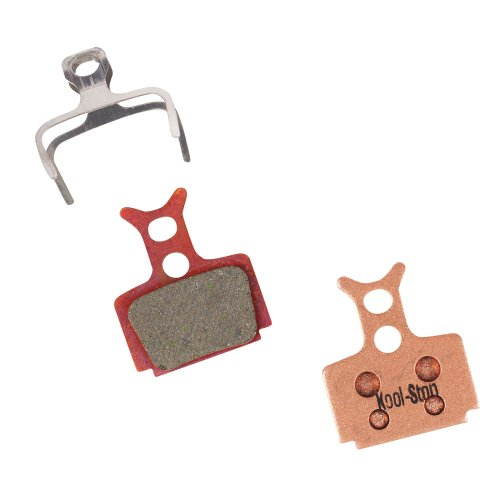 Buy Low Price Kool Stop Sintered Brake Pads, 1 Pair, for Formula R1/The One/Mega (KS-D200)