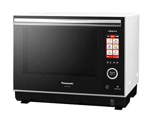 Panasonic ビストロ×ECONAVI×パナソニックスマート スチームオーブンレンジ 30L ホワイト NE-BS1200-W