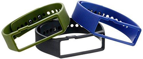 Nuband NU-G0005 17mm Plastic Multi-Color Watch Strap
