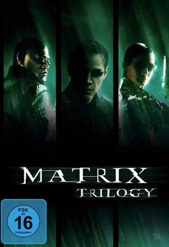 The Matrix Trilogy [3 DVDs]