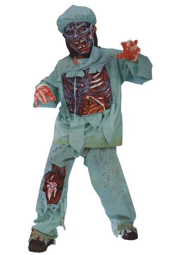 Zombie Doctor Child Costume (Small)