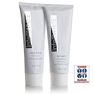 intelliWHiTE Booster and Toothpaste Duo