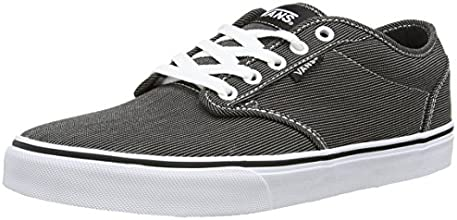 Vans M Atwood, Baskets mode homme - Gris (Textile Mix B), 42 EU (9.0 US)